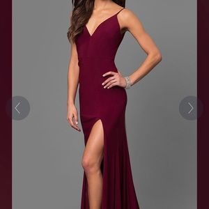 Prom or special event dress